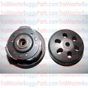 TrailMaster 150 Clutch with Bell - Trailmaster 150 XRX parts
